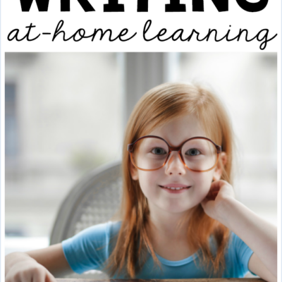 5 SIMPLE At-Home Writing Help & Tips