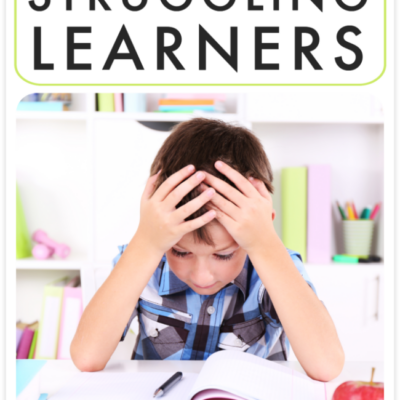 Best Curricula for Struggling Learners